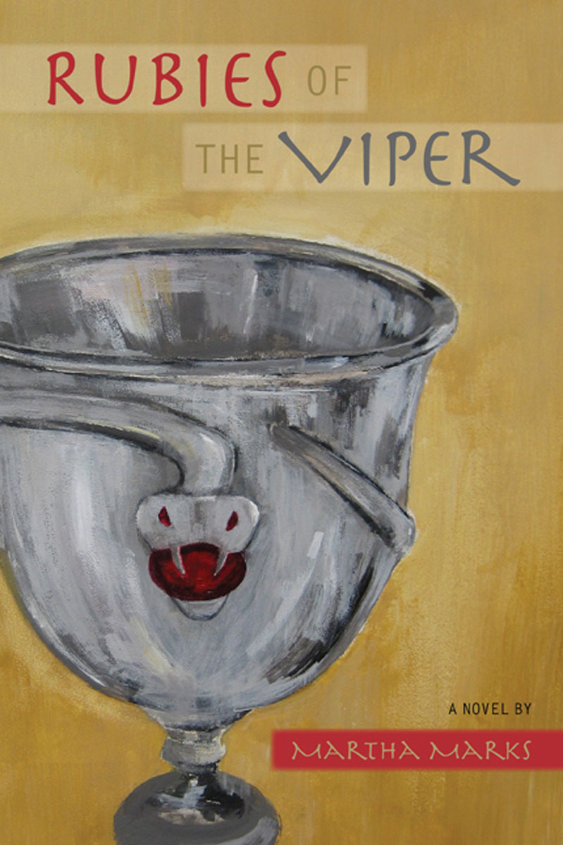 Rubies of the Viper cover